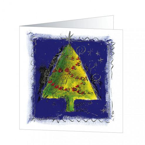 Christmas-Tree (5300) silbergeprägt