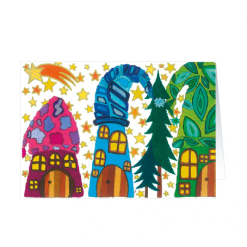 Christmas House - Caroline Ehrensperger (5764)
