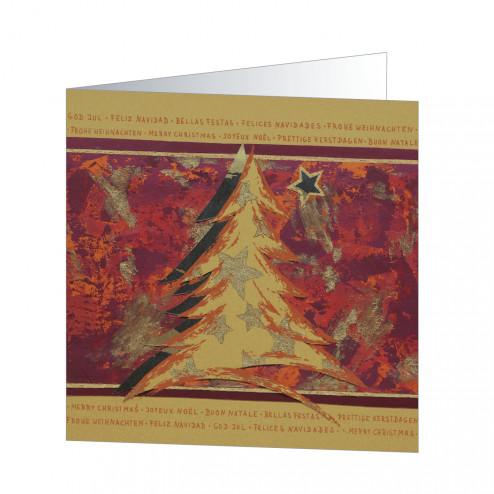 Bronzetree (5390) bronzegeprägt