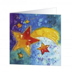 Christmas Star (5308) goldgeprägt
