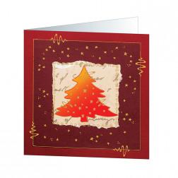 Golden Snowflakes goldgeprägt (5374)