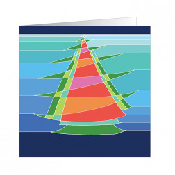 Abstract Christmas Tree (5636)
